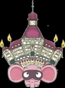 100-ans-ecole-Secheron-elephant-Atsushi-Kamada-Geneve