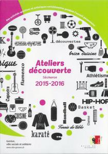 Le flyer de la session 2015 2016